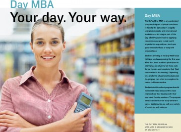 DePaul University MBA and MS Programs Viewbook